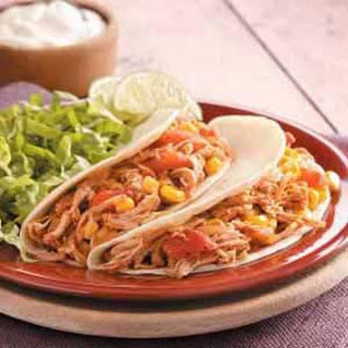 Lime Chicken Tacos.