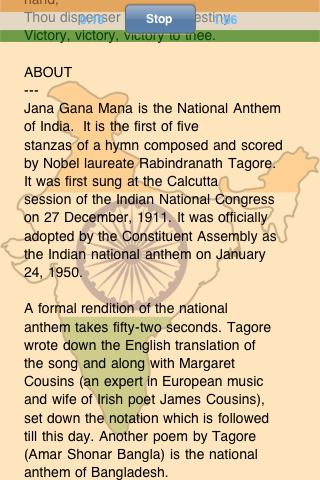 Jana Gana Mana - screenshot