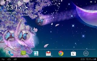 Screenshot of Metaballs Liquid Free