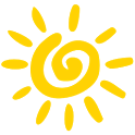 Accurate Sunrise & Sunset time icon