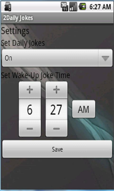 2Daily Jokes - screenshot