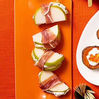Prosciutto & Pear Wraps.