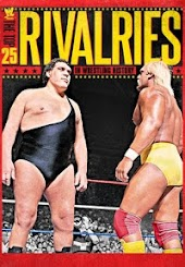 WWE Presents The Top 25 Rivalries In Wresting History