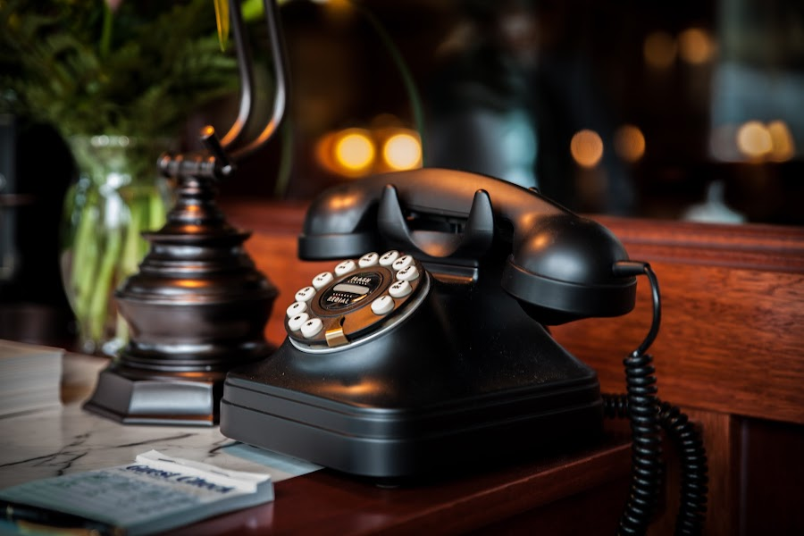 Phone by Jim DeMicco - Artistic Objects Still Life