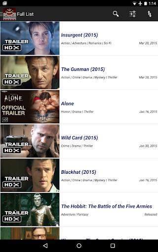 Movie Trailers Pro