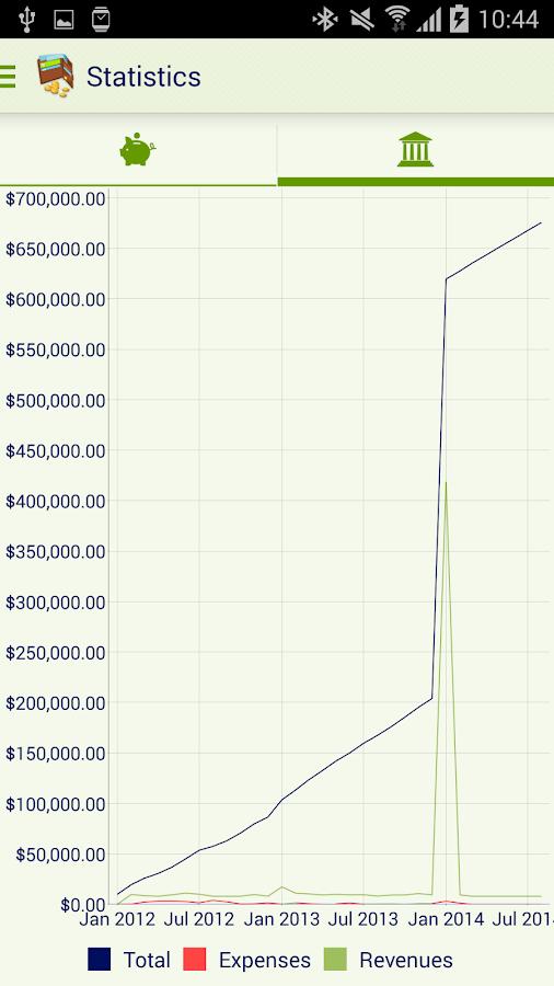 My Money - screenshot