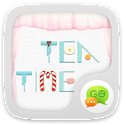 GO SMS PRO TEA TIME THEME icon