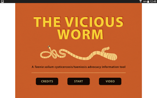 The Vicious Worm