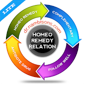 Homeo Remedy Relation LITE