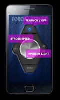 Screenshot of Torch & Strobe - LED Torch