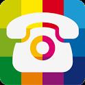 Hemtelefon i mobilen icon