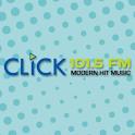 Click 101.5 (WCLI-FM) logo