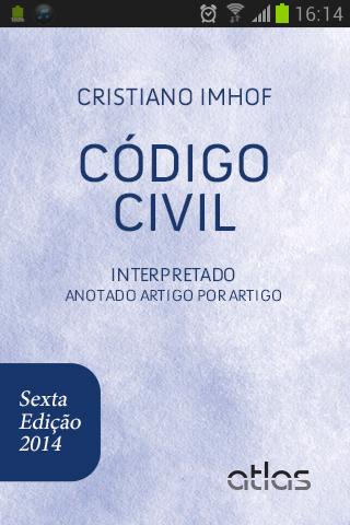【免費書籍App】Código Civil 6ª Ed. Smartphone-APP點子