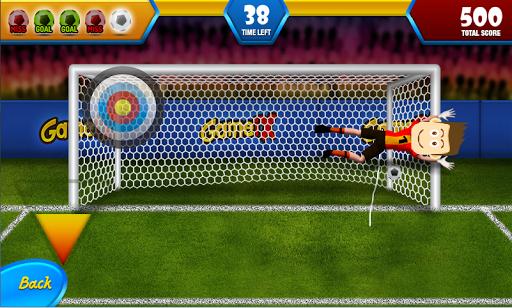 Gameix - Goal Keeper