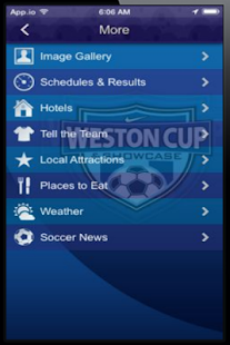 Weston Cup & Showcase- screenshot thumbnail