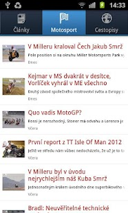 Motorkari.cz - screenshot thumbnail
