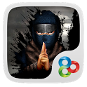 Ninja GO Launcher Theme icon