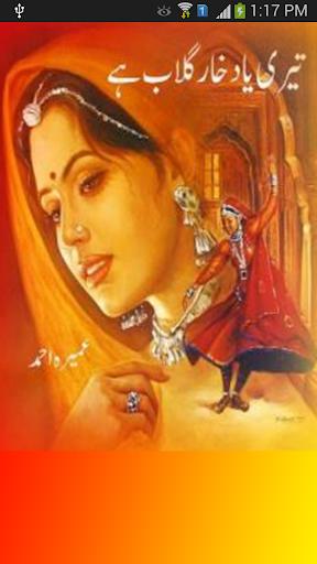 Tere Yaad Khaar e Gulaab Hai
