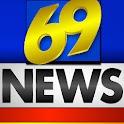 69 News logo