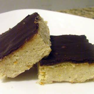 Orange Cardamom Chocolate Bars.