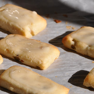 Sweet and Savory Shortbread.