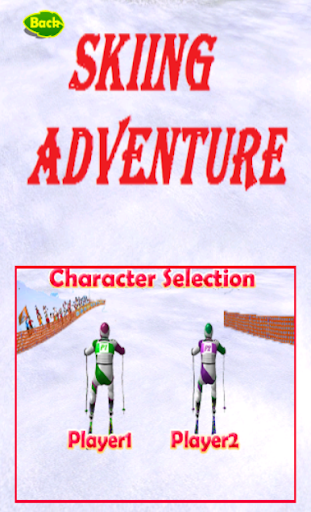 Skiing Adventure