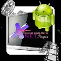 Xnetplayer ดูทีวีสดและย้อนหลัง icon