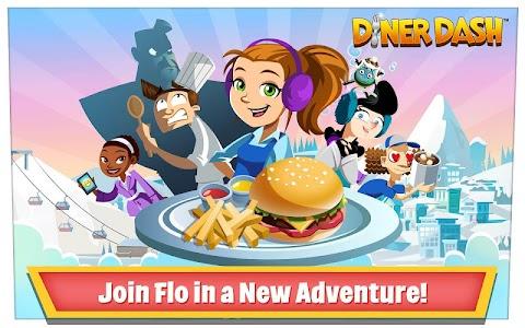Diner Dash v1.3.4