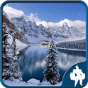 Snow Landscape Jigsaw Puzzles icon