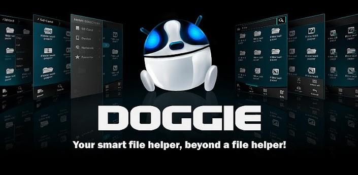 ICS File Explorer — Doggie