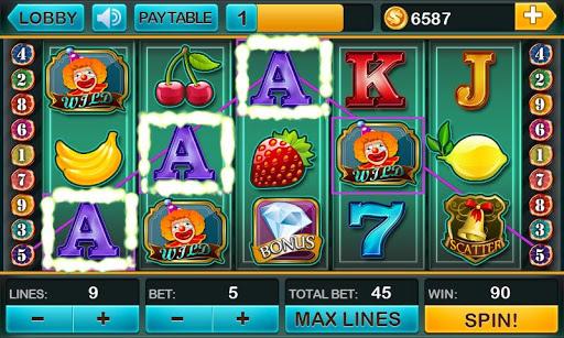 狂熱老虎機 Slots Mania