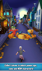 Angry Gran Run - Running Game Screenshot 2