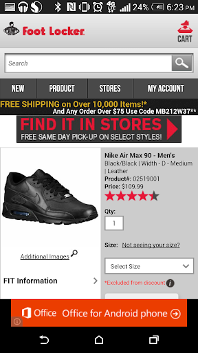 Quick FootLocker