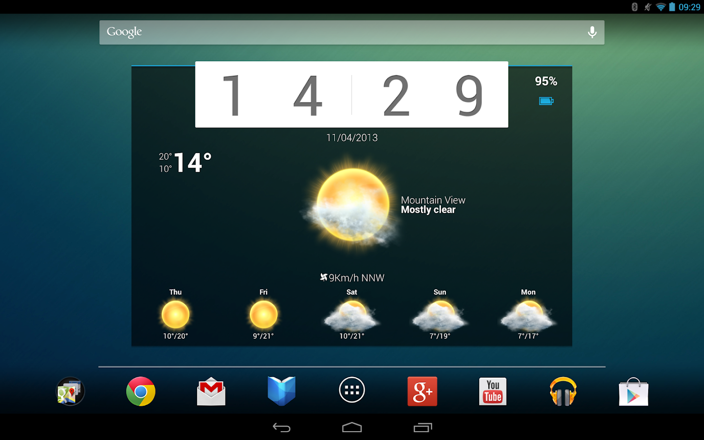 Beautiful Widgets Pro- screenshot
