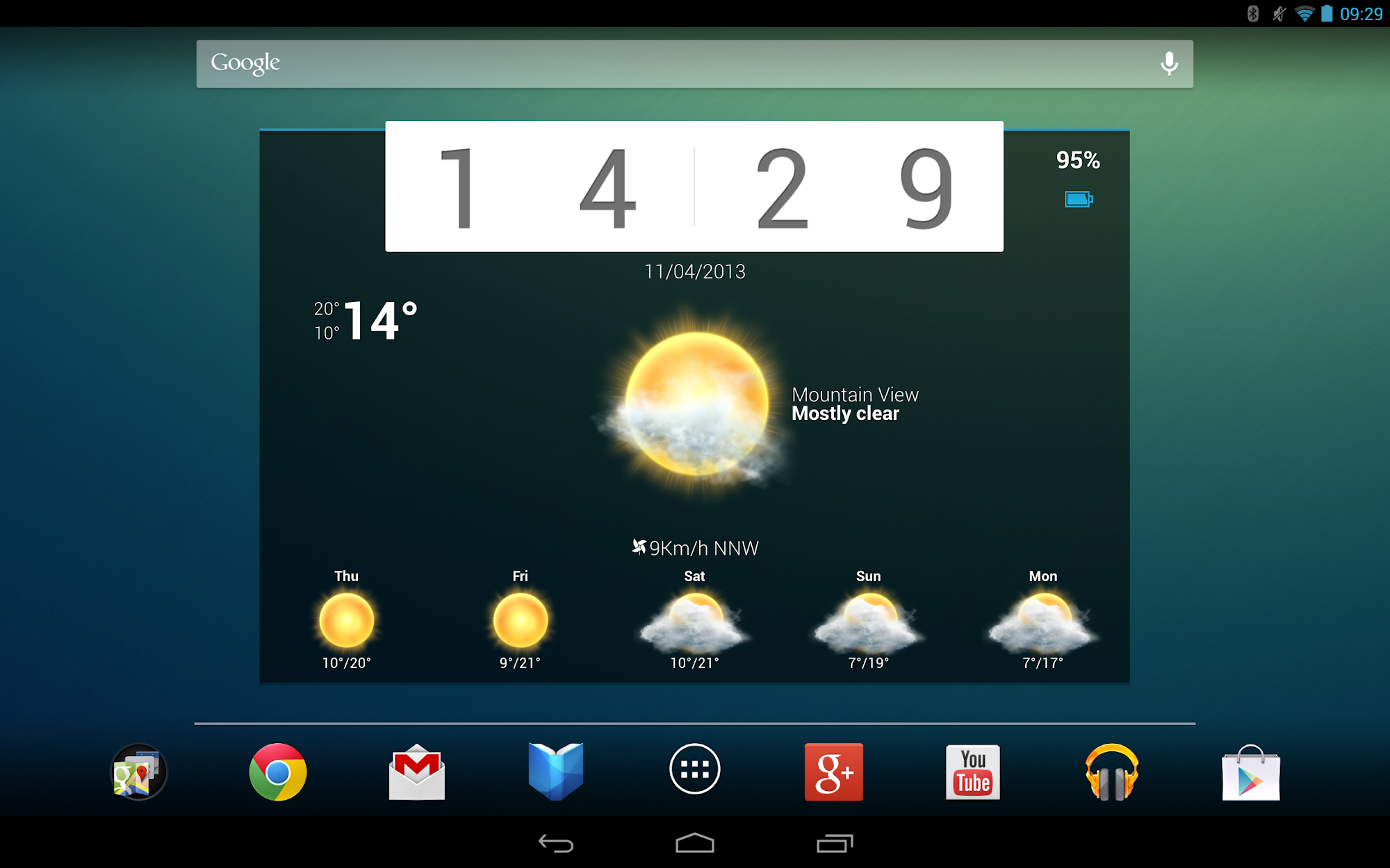 Beautiful Widgets Pro screenshot #9