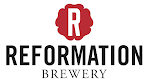 Logo for Reformation Brewery