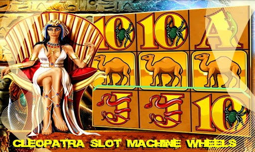 Cleopatra Slot Machine Wheels