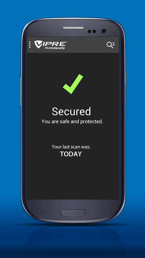 VIPRE Mobile Security- screenshot
