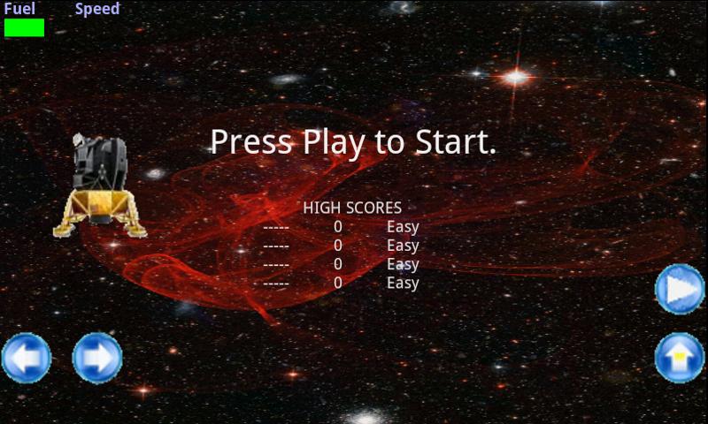 Apollo Craft Lander - screenshot