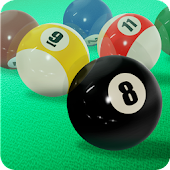 3D Billiards Pool 8 Ball Pro