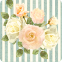 Antique Rose Live Wallpaper icon