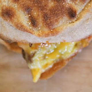 Southwestern Breakfast Sandwich