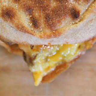 Southwestern Breakfast Sandwich.