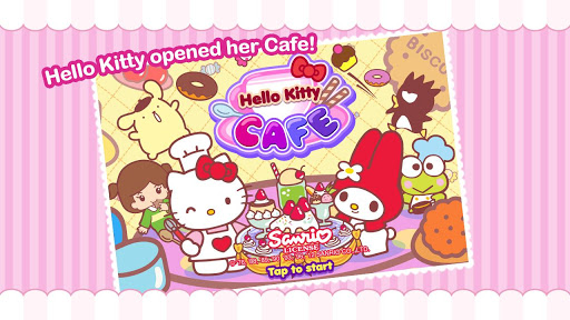 Hello Kitty Café de Sonho