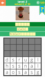 3 Little Words: Word Search- screenshot thumbnail