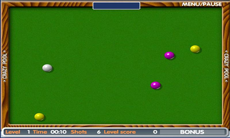 Pool Crazy - screenshot