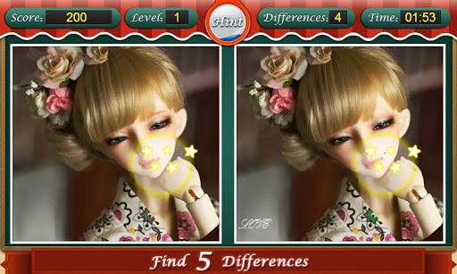 Find Differences 2