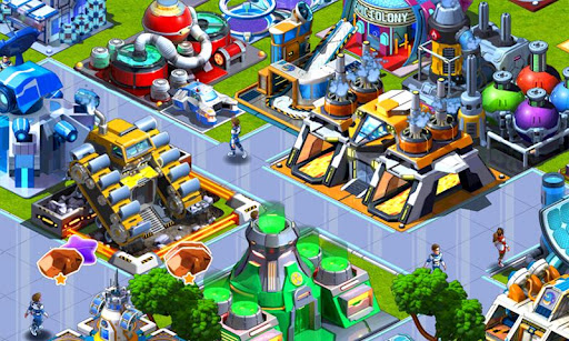Cosmic Colony apk v1.0.0 Mod (Unlimited Money)