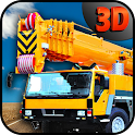 Construction Tractor Simulator icon