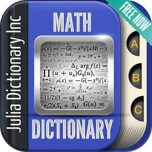 Mathematics Maths Dictionary LOGO-APP點子